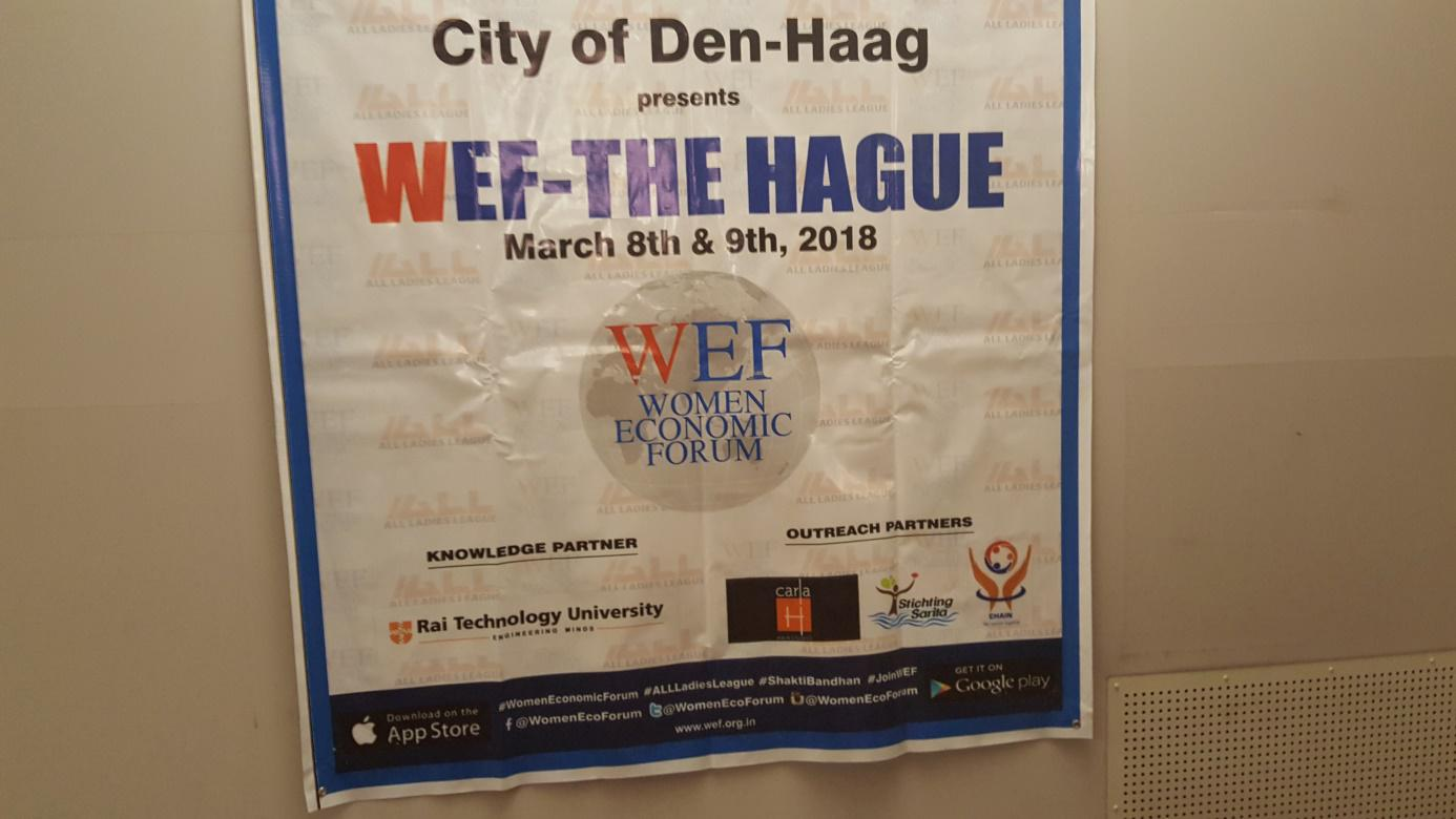 WEF The Hague